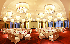 重庆心景酒店婚宴价格