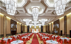 上海外高桥喜来登酒店婚宴价格