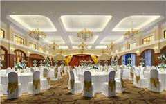 深圳星河丽思卡尔顿酒店婚宴价格