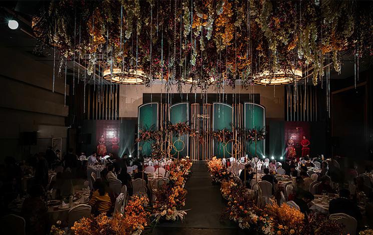 开元名都大酒店婚宴图片
