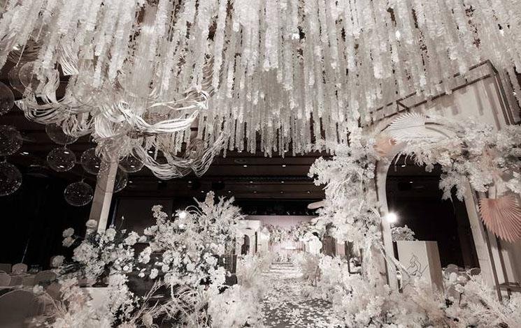 宁波汉宾酒店婚宴图片