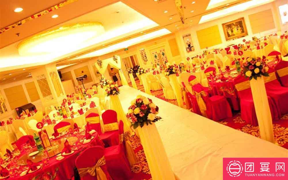 四川绿洲大酒店婚宴图片