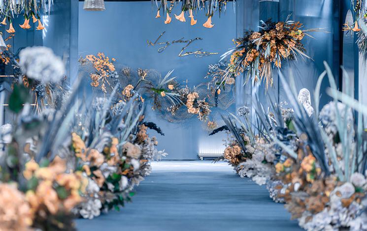 香格里拉大酒店婚宴图片