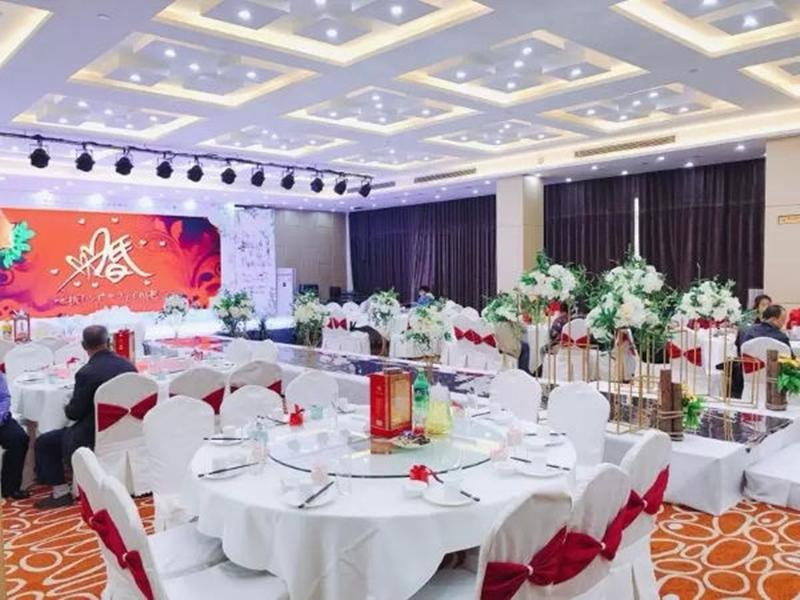 莱卡酒店婚宴图片