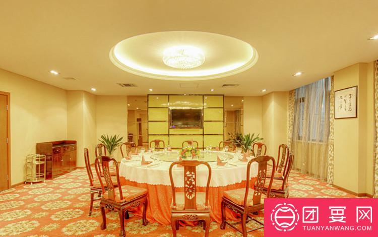 长城酒店婚宴图片