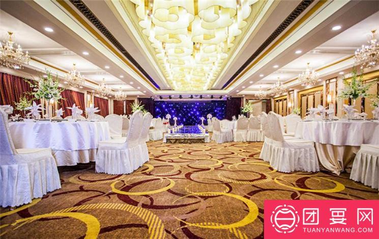 虹桥云峰宾馆婚宴图片