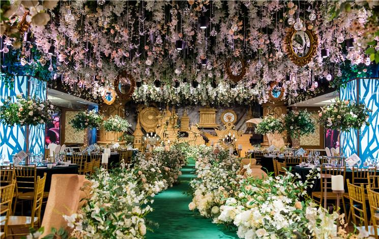 醉湖美宴婚宴图片