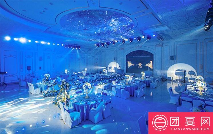 圣拉维一站式婚礼会馆 杨浦店婚宴图片