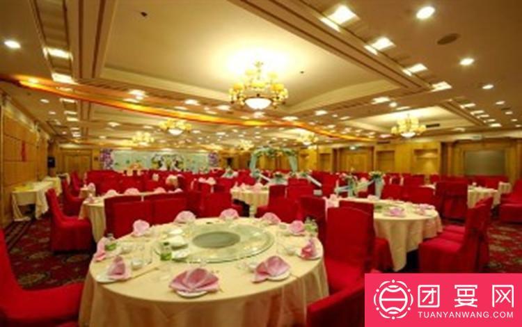 海德大酒店婚宴图片