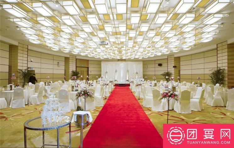 千禧海鸥大酒店婚宴图片