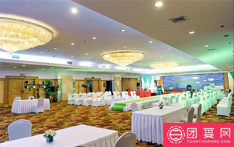 上海通茂大酒店婚宴图片