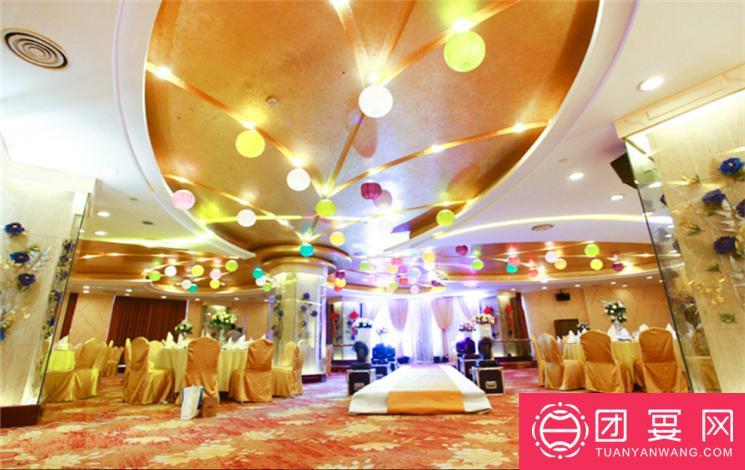 金外滩宾馆婚宴图片