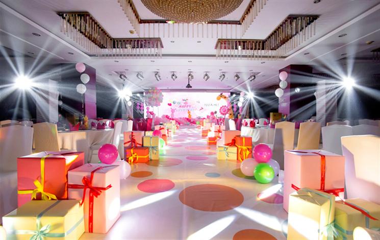 重庆奥蓝酒店婚宴图片