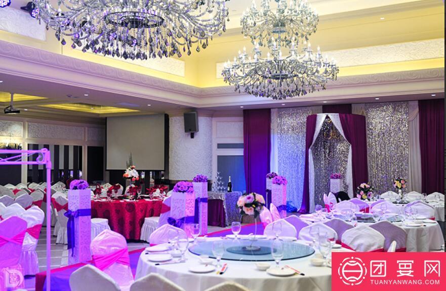 泓叶上海梦婚宴图片
