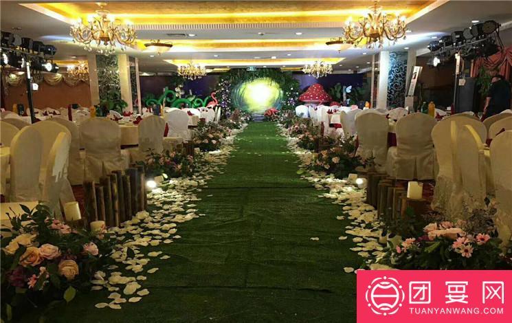 新西亚大酒店婚宴图片