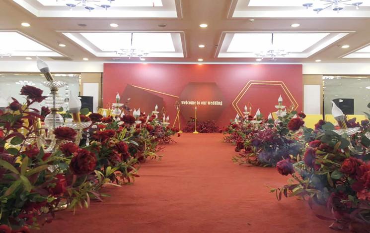江南味庄婚宴图片