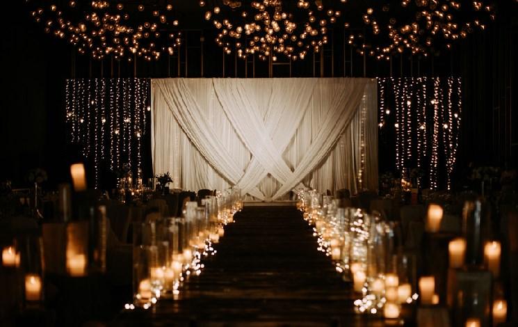 威斯汀大酒店婚宴图片