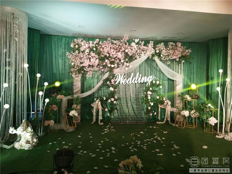 客家印象酒楼婚宴图片