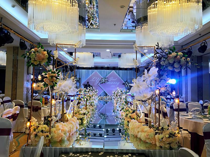 重庆科苑戴斯酒店婚宴图片