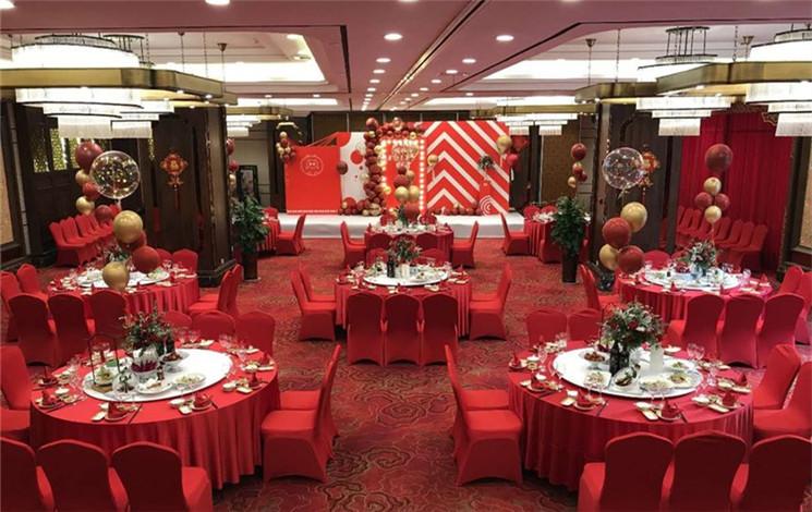 石浦状元楼酒店宴会中心婚宴图片