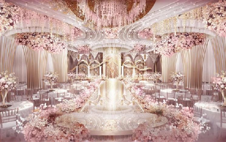 五斗米大饭店 上清寺店婚宴图片