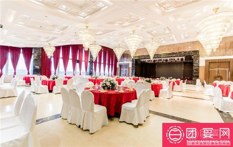 友豪罗曼大酒店婚宴图片