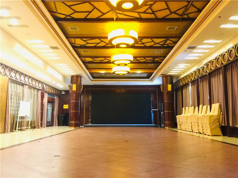 西安西京国际饭店婚宴图片