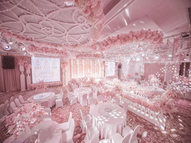 锦绣缘宴会中心婚宴图片