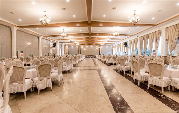 黄大师爱心酒店婚宴图片
