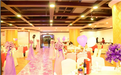 金辇酒店婚宴图片