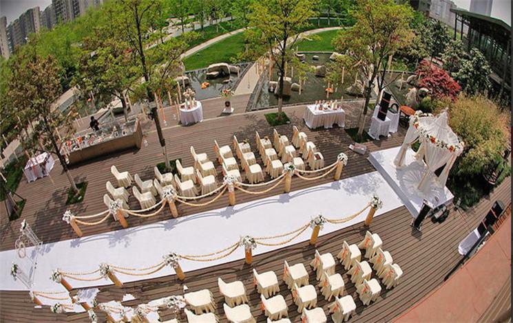 龙城国际饭店婚宴图片