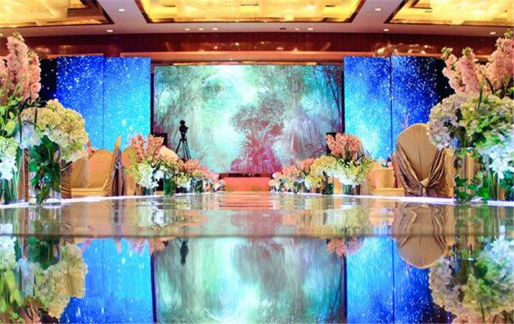 天河大酒店婚宴图片