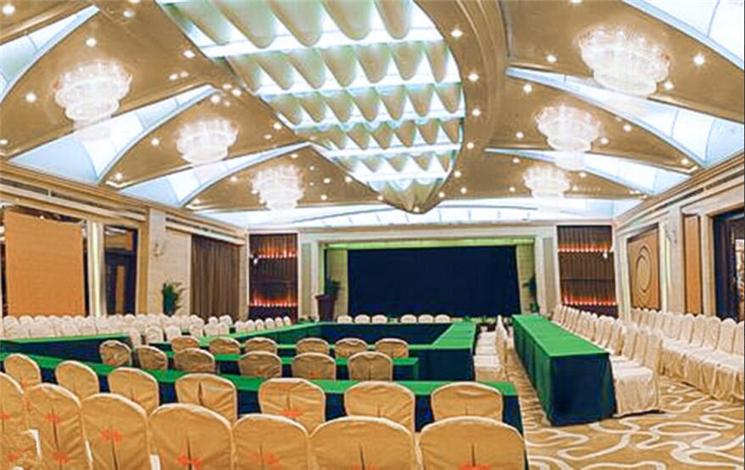 花园国际大酒店婚宴图片