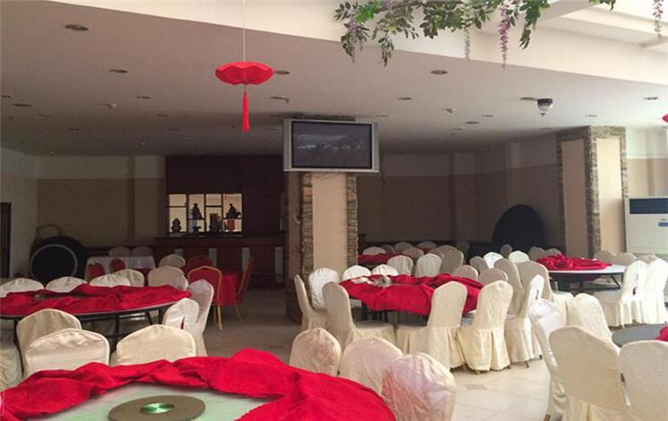 中和酒店婚宴图片
