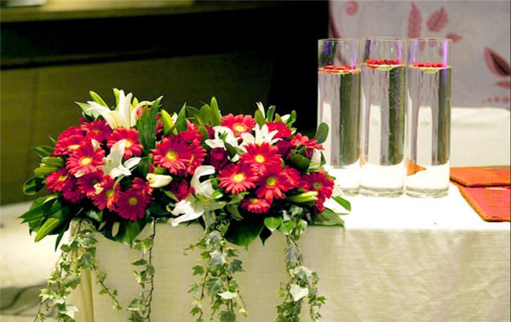美轩商务酒店婚宴图片
