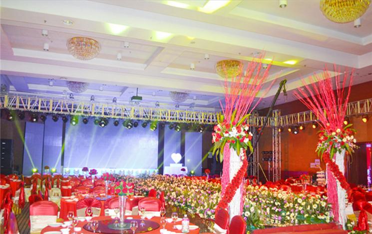 晋商国际大酒店婚宴图片