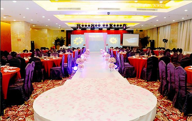 山西金蓉家园酒店婚宴图片