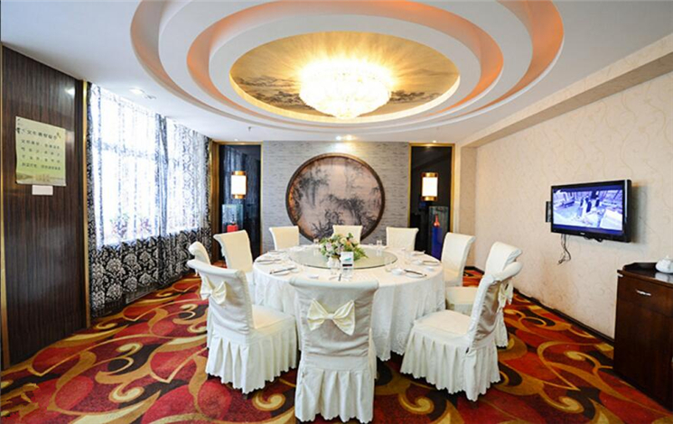 长泰饭店婚宴图片