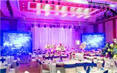 锦尚豪峰婚宴图片