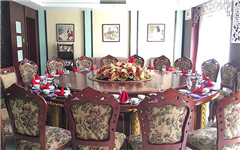 伊尔顿国际饭店 清真婚宴图片