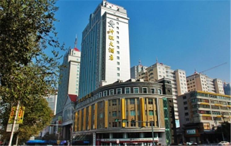 西宁神旺大酒店婚宴图片