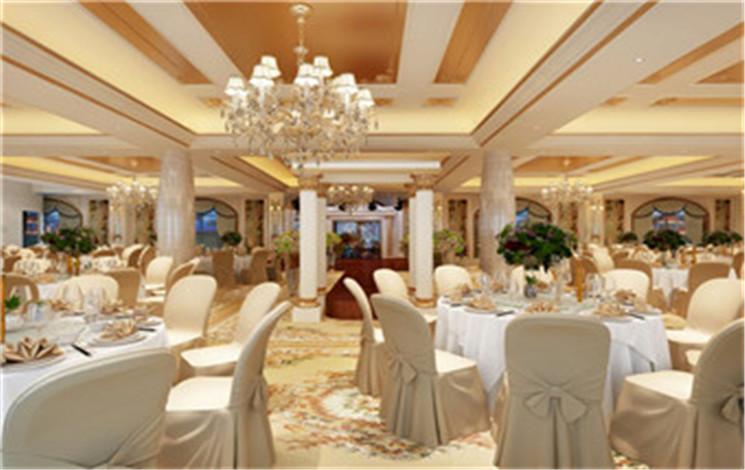 合囍主题婚礼酒店婚宴图片