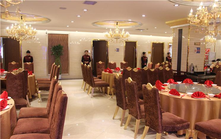 德福盛 师大总店婚宴图片