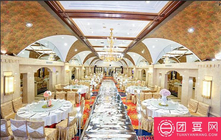 东方海伊娜婚礼殿堂 海鲜汇婚宴图片