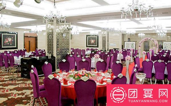 天禧大酒楼婚宴图片