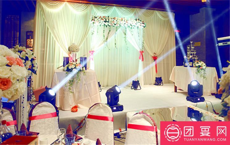 上海滩餐厅 虹桥店婚宴图片