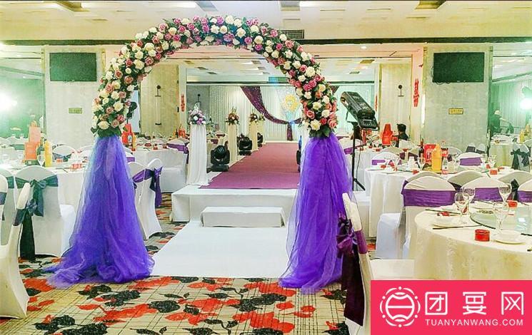 寿州大饭店婚宴图片