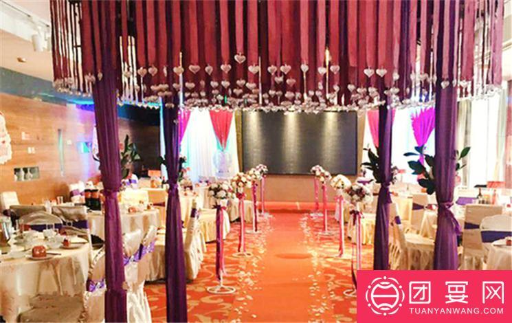 南新雅大酒店婚宴图片