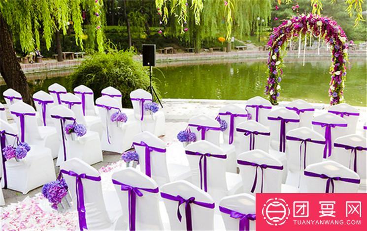新世界紫澜门大酒店婚宴图片