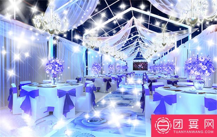 雅居乐万豪酒店婚宴图片